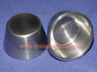 Wolfram crucible using in melting and sapphire industry