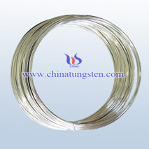 cleaned tungsten wire