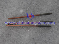 tungsten copper thread tapping electrode picture