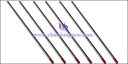 tungsten electrode image