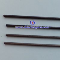 tungsten needle electrode